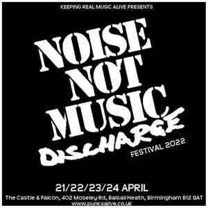 Noise Not Music D-Beat Festival