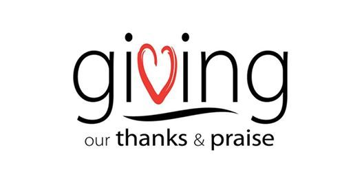 Giving Our Thanks & Praise (Ottawa East and Stormont)