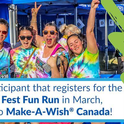 The 5K Foam Fest  - Vancouver BC 2021
