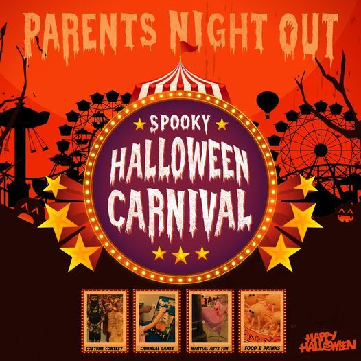 Parents Night Out Halloween Party, 22 October | Event in Fort Lauderdale | AllEvents.in