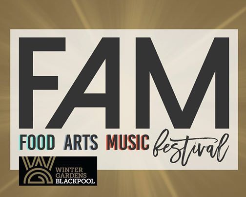 Food Arts Music Festival at Blackpool Winter Gardens
