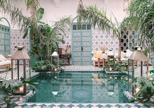 Soul on Fire Urban Yoga Retreat ☾ Marrakech, Morocco, 2 October   Event in Marrakesh   AllEvents.in