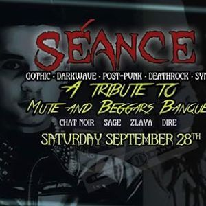 Club Sance A Tribute to Mute and Beggars Banquet