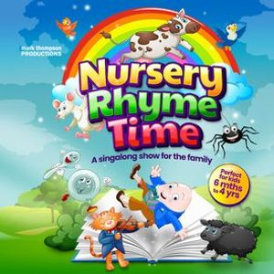 Nursery Rhyme Time at The Theater - Mall Of Emirates