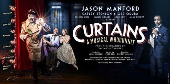 Curtains - A Musical Whodunnit
