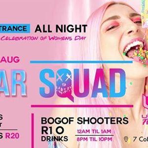 Ultra Fridays Sugar Squad Womens Day Celebration