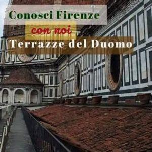 Visita guidata alle Terrazze del Duomo