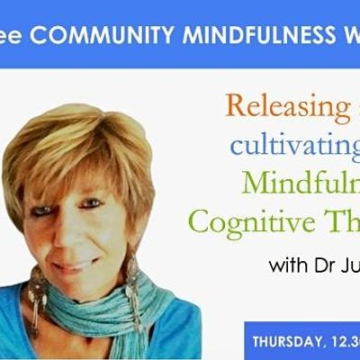 Releasing anxiety and cultivating calm with Mindfulness MBCT
