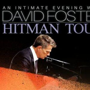 David Foster Hitman Tour