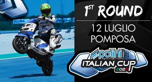 Polini Italian Cup - 1st ROUND