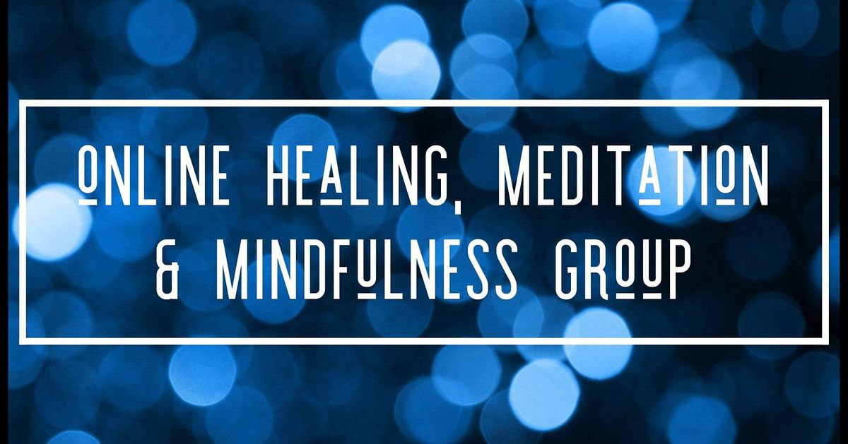 FREE Weekly Meditation, Healing & Mindfulness | Online Event | AllEvents.in