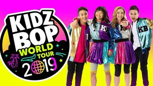 KIDZ BOP World Tour: All-New Concert, 10 May   Event in Chicago   AllEvents.in