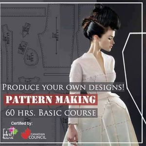 Pattern Making Basic Course (60 Hrs)