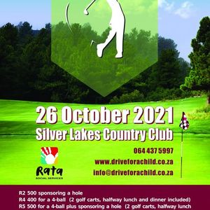 Drive for a Child Golf Day
