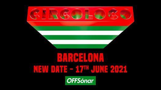 Circoloco X OFFSnar  18th June 2020