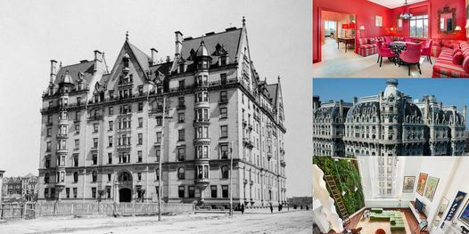 'The Historic Apartments of New York's Upper West Side' Webinar, 8 July   Online Event   AllEvents.in