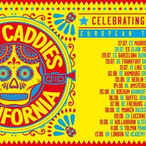 Mad Caddies l Backstage Mnchen