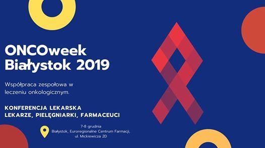 ONCOweek - Wsppraca zespoowa w leczeniu onkologicznym