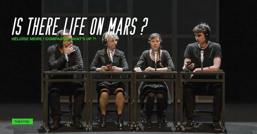 Is there life on Mars ? • Eden Charleroi, 22 March | Event in Charleroi | AllEvents.in