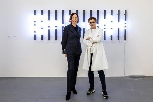 Walk & Talk mit Brigitte Kowanz