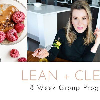 8 Week Lean and Clean Program