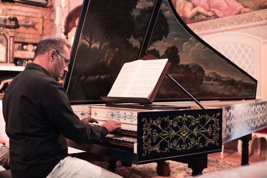 Recital di clavicembalo   Event in Lugano   AllEvents.in