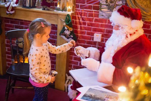 Enchanted Christmas Kingdom at Hatton Country World, Warwick