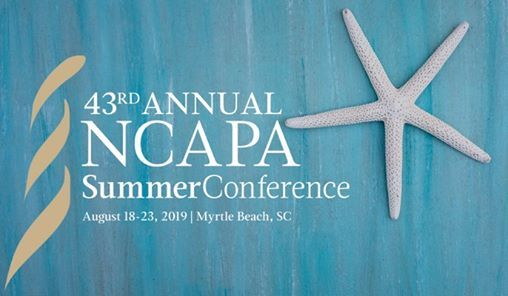 NCAPA Summer Conference