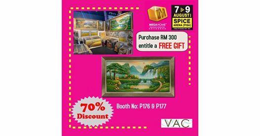 MegaHome Fair@ Spice Arena (PISA) Penang at Setia SPICE ...
