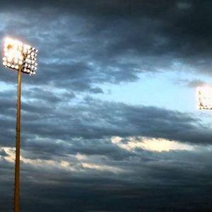 Monday Night Track Lights