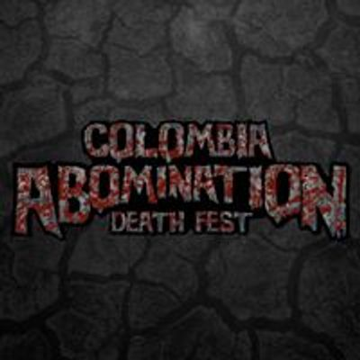 Colombia Abomination Deathfest