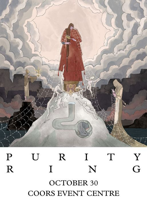 PURITY RING with Dawn Richard - Saskatoon, 30 October   Event in Saskatoon   AllEvents.in