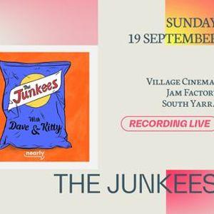 The Junkees at Melbourne Podcast Festival