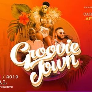 Groovie Town the Carnival BLISS Cruise After Party