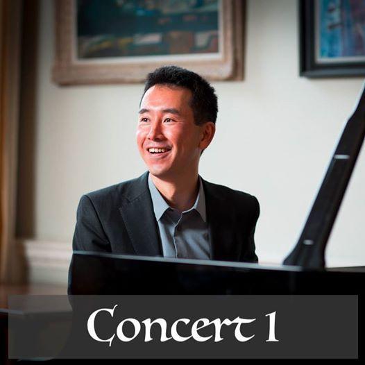 Mozart Complete Piano Sonatas. Hiroaki Takenouchi. Concert 1