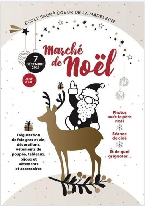 March de Nol Angers Ecole SACR COEUR DE LA MADELEINE