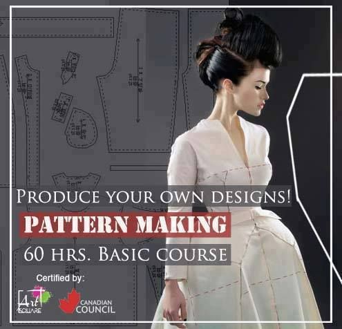 Pattern Making Basic Course (60 Hrs), 25 October | Event in Cairo | AllEvents.in
