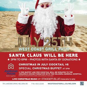 Christmas in July - Fundraiser