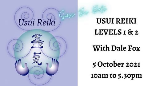 Usui Reiki 1 & 2, 5 October   Event in Roodepoort   AllEvents.in