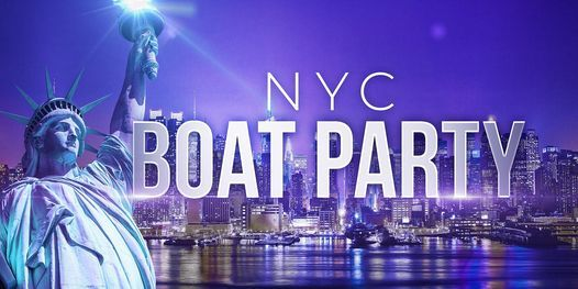#1 New York City Booze Cruise - Saturday Night Party on Lux Yacht Infinity, 2 October   Event in York   AllEvents.in