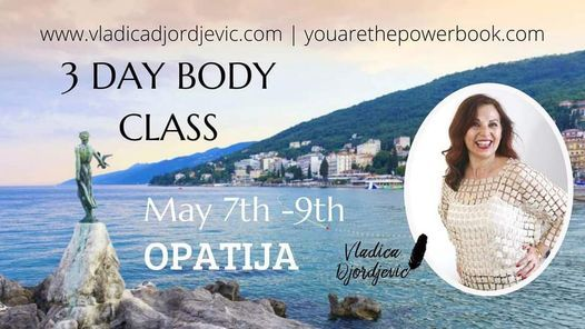 Access 3-day BODY CLASS with Vladica in OPATIJA, 23 April | Event in Rovinj | AllEvents.in