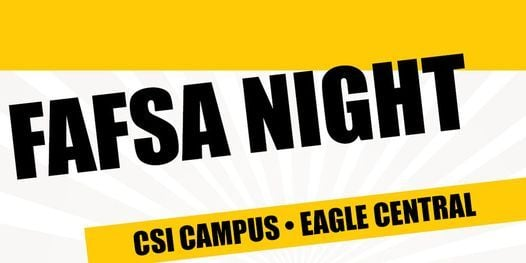 FAFSA Night, 2 June | Event in Twin Falls | AllEvents.in