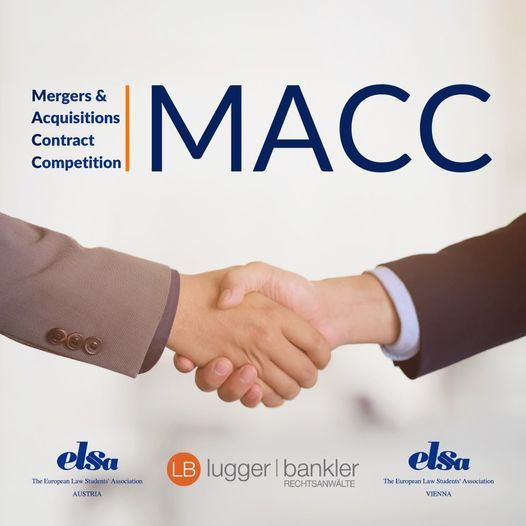 M&A Contract Competition, 19 February | Event in Schwechat | AllEvents.in