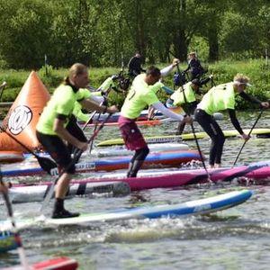 SUP Techniktraining für sportliche und erfahrene Paddler