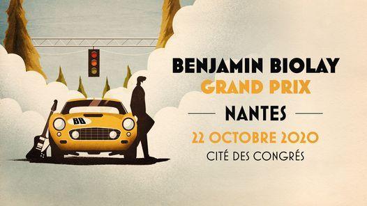 Benjamin Biolay  Tourne Grand Prix  Cit des congrs (Nantes)