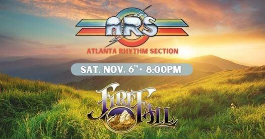 Atlanta Rhythm Section w/ Firefall, 6 November | Event in Phoenix | AllEvents.in