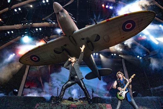 Iron Maiden | Zagreb 2021, 7 June | Event in Zagreb | AllEvents.in