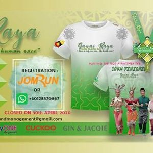 Gawai Raya Unity Charity Run