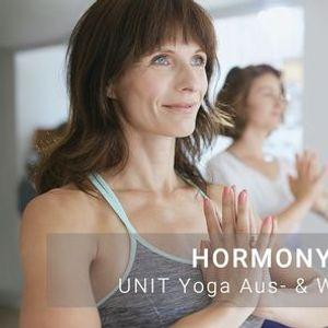 Hormonyoga Ausbildung 50h Online-Live