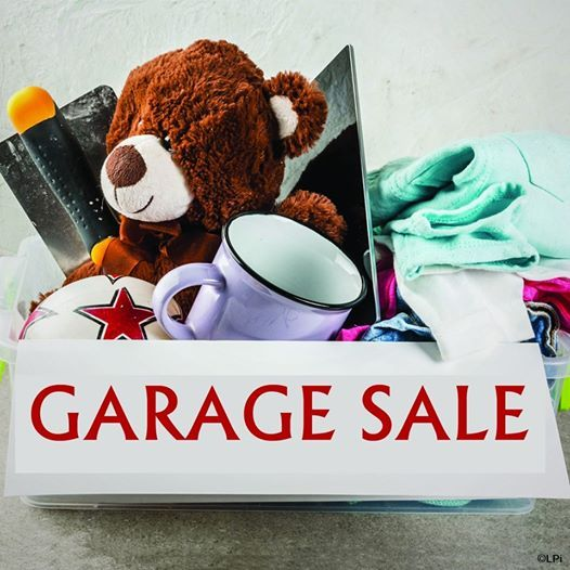 Church Rummage Sales This Weekend: Knights Annual Garage Sale At St. John The Baptist